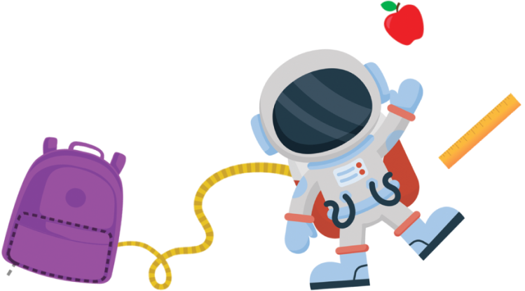 Astronaut from My Schools