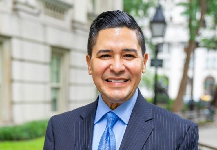 NYCDOE School Chancellor Richard Carranza