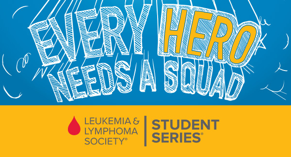 Hero Squad for the Leukemia and Lymphoma Society Banner