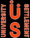 University Settlement Vertical Logo